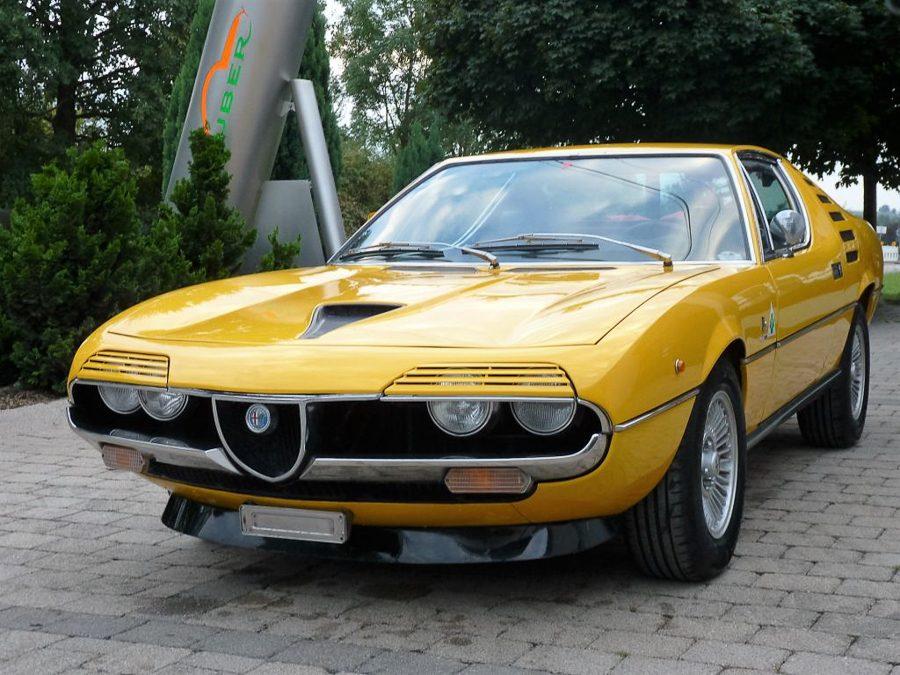 Neues Projekt – Umbau Alfa Romeo Montreal