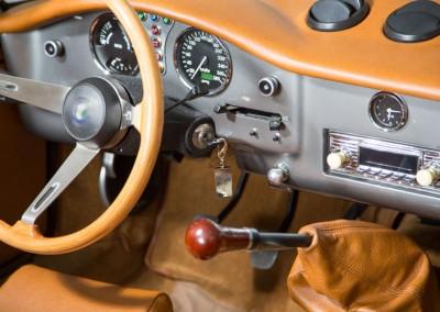 Leggera Cockpit