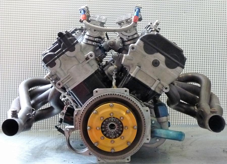 Ein interessanter Motor: Radical V8 › Zauber automotive