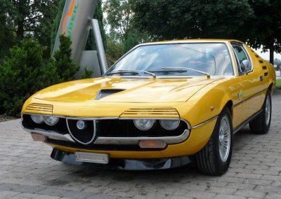 Umbau Alfa Romeo Montreal