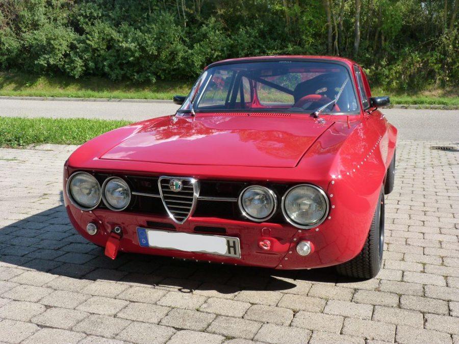 -VERKAUFT- Alfa Romeo 1750 GTam